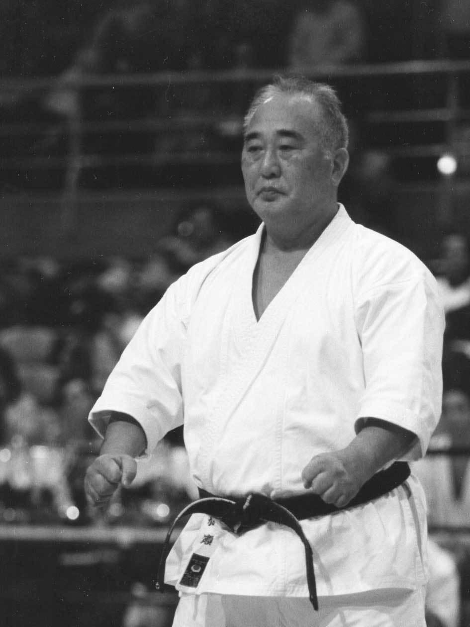 Taiji Kase